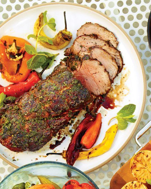Grilled Beef Tenderloin Recipe