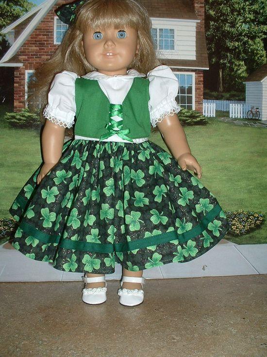 Irish American Girl