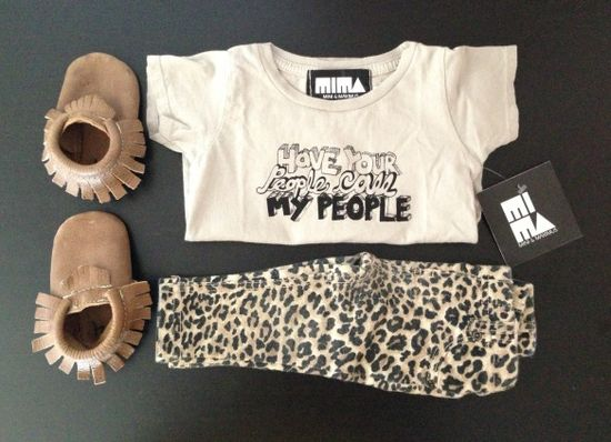 Babies outfit of the day!