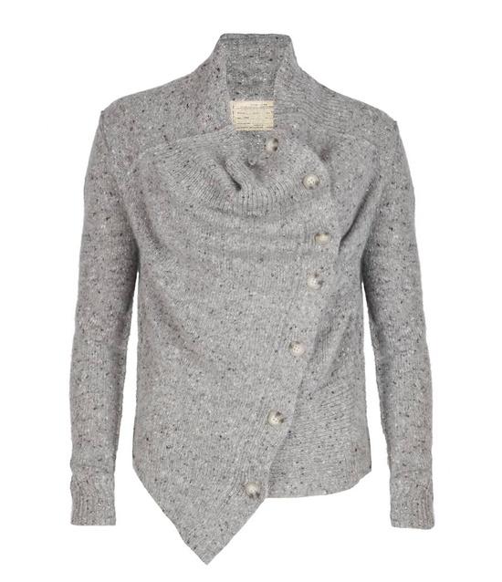 Cardigan  #Sweaters #Cardigans #Grey #Asymetrical