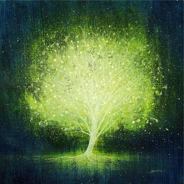 "Saatchi Online Artist mark duffin; Painting, ""light up"""