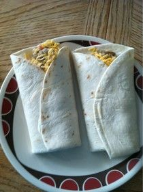 Day By Day Homestead: Lentil Burritos