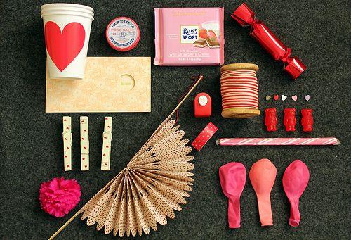 Valentine's Day in a Box