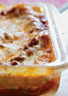 Apparently the best lasagna recipe ever