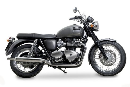 triumph bonneville t100 2013 #bikes #motorbikes #motorcycles #motos #motocicletas