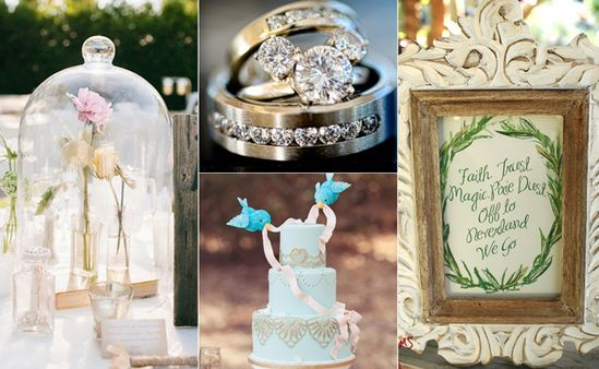 11 Disney Wedding Ideas That Aren't Cheesy