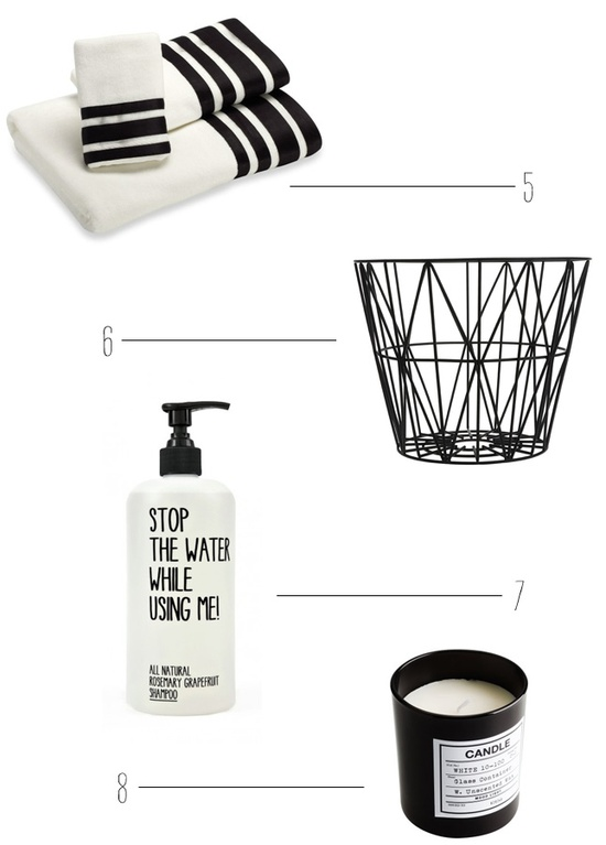 Happy Interior Blog: Style It Up: Bathroom Idea
