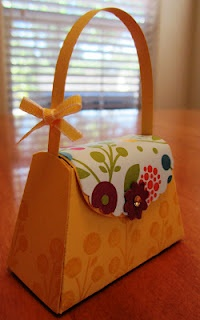 Stampin' Up! Petite Purse    jennifersstamppad...