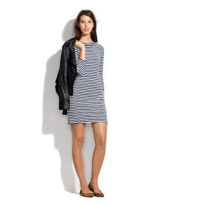 Madewell - Striped Gondola Dress