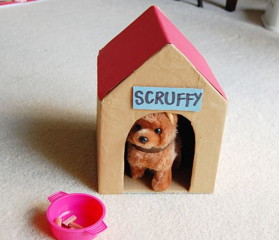 Roundup: 12 Cool DIY Cardboard Playhouses and Toys for Kids » Curbly