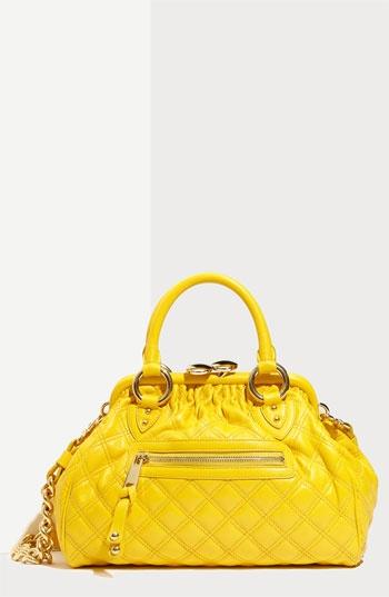 MARC JACOBS 'Quilting Mini' Stam Bag