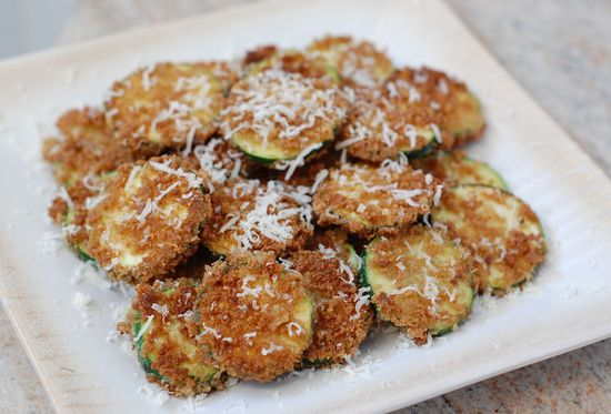 Recipe: Zucchini Chips