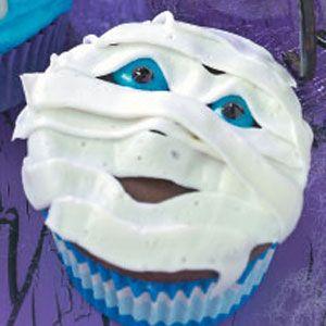Mummy Cupcakes Recipe
