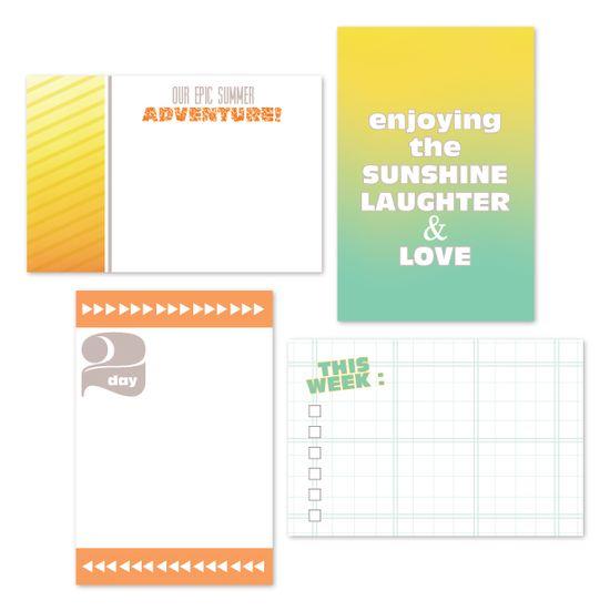 Freebie Printable - 4x6 Cards