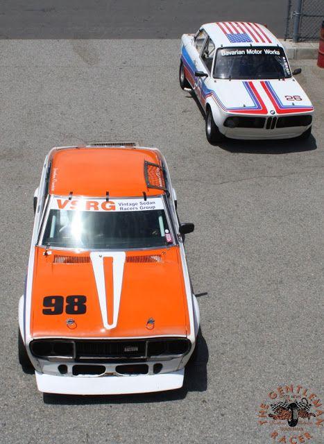 Southern California Historic Sports Car Festival ~ TheGentlemanRacer...