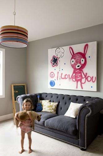 Home of Interior Designer Rachael Lovelace. The Design Chaser: April 2012