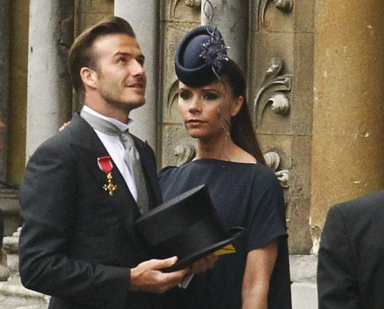 David and Victoria Beckham via Top 10 Famous Celebrity Couples in the World (PHOTOS) - International Business Times