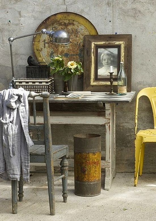 industrial chic by elou