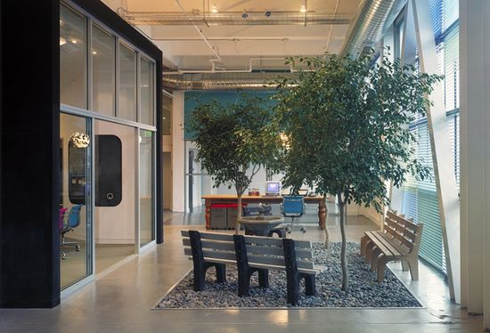 Jensen Architects work for ad agency Kirshenbaum Bond & Partners West