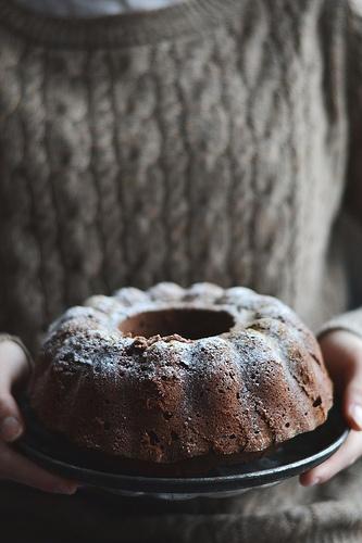 Chocolate Bunt Cake
