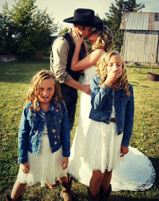 My beautiful flower girls!