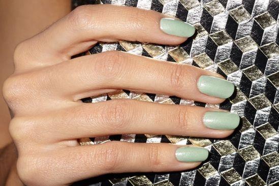 Perfect Mint Green Nails