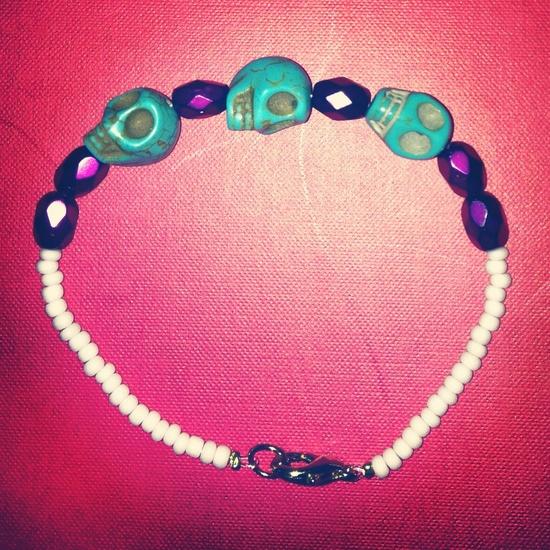 diy: bracelet.