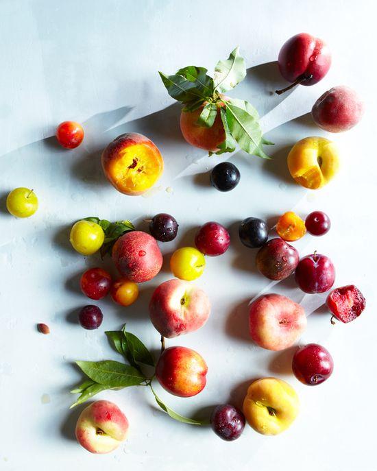 stone fruits / ANDREA GENTL