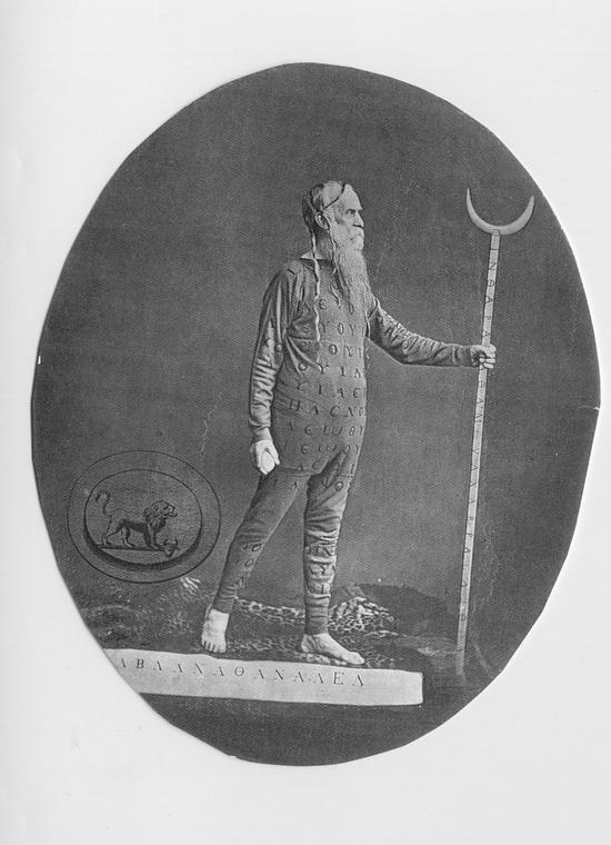 William Price Welsh Druid