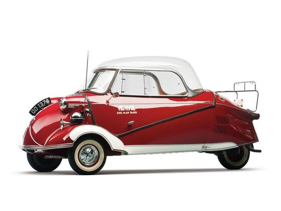 1955 Messerschmitt KR 200 Vic Hyde