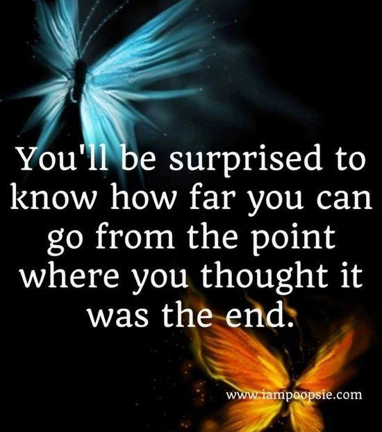 Motivational quote via www.IamPoopsie.com