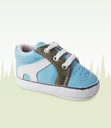 Baby boy shoes for Holden!