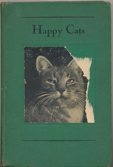Happy cats cover by janwillemsen