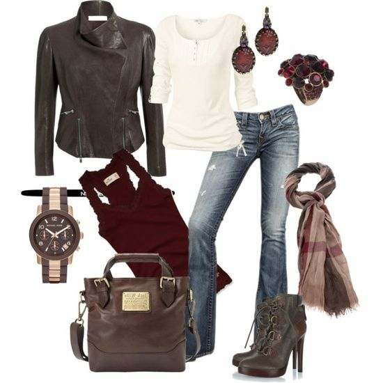 Polyvore Combinations