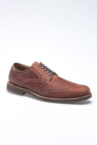 Leather Wing Tips
