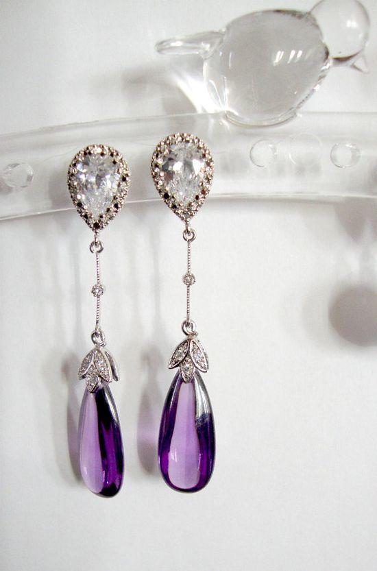 earrings. Frm bd: Jewelry