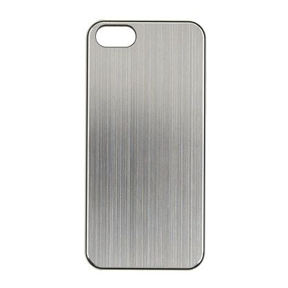 silver iphone 5 case / j.crew