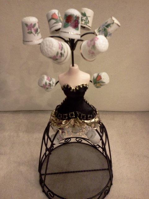 наперсток наперсток леди Коллекция Tanil Автор продолжает, через Flickr