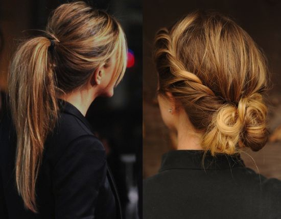Two great hair looks