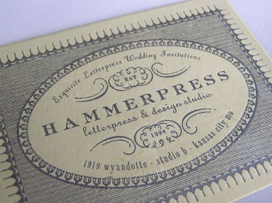Vintage Is The New Modern: Showcase of Vintage-Inspired Business Cards