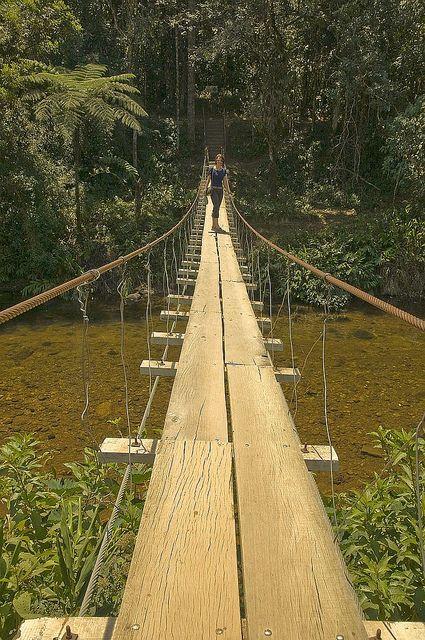 Foot Bridge - Marimba, Brazil