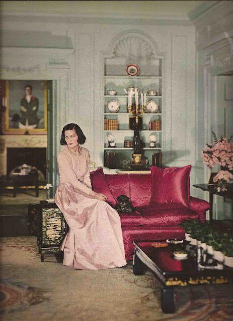 Cecil Beaton Vogue 1949
