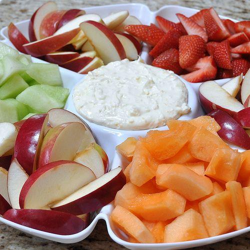 Sweet Fruit Dip