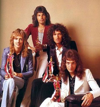 Queen. They will rock you.