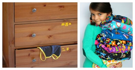 How Do You Keep Your Kids Clothes Organized?