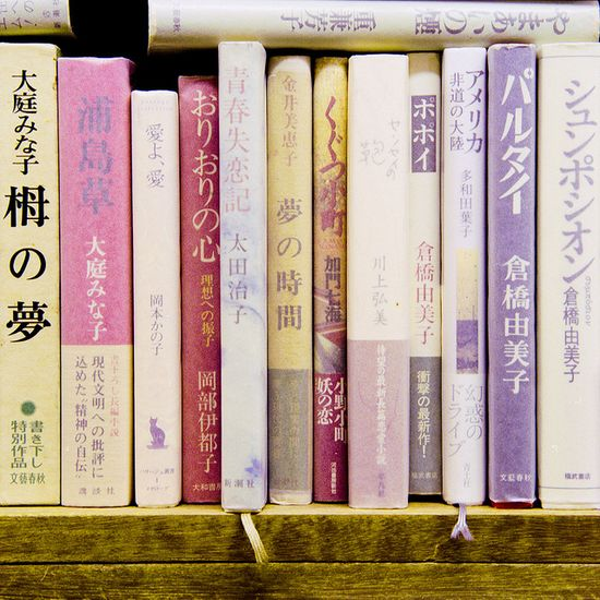 books pretty like these Japanese ones