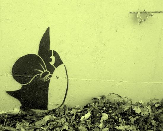 totoro Graffiti