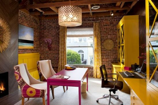 10 Home Office Design Ideas We Love.  No, actually this is my number one!