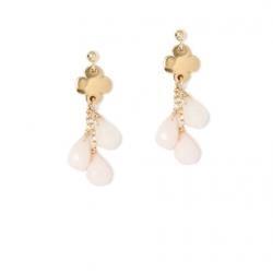Ladyluck Opal Earrings $135