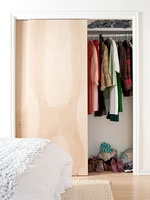 Reach-In Closet Makeover